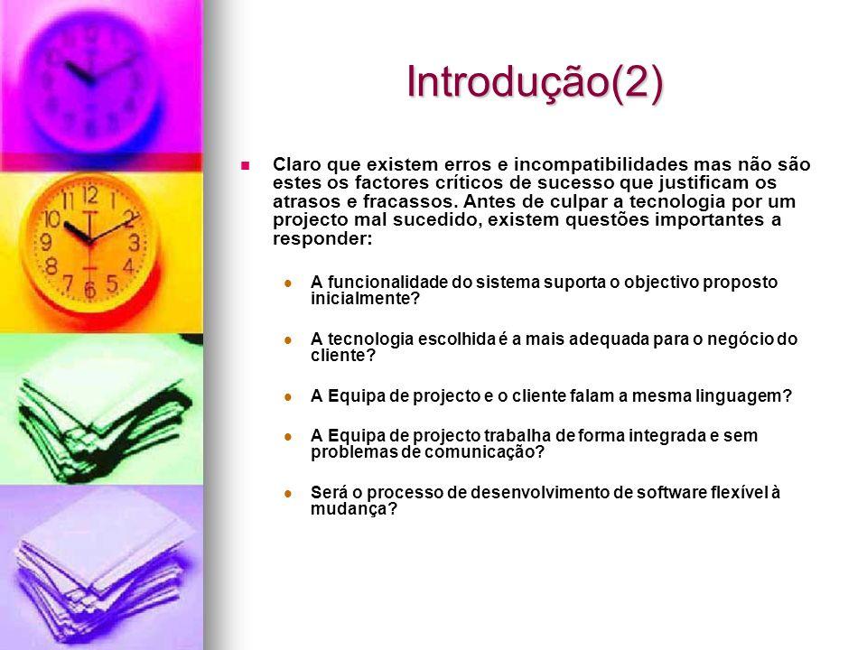 Introdução(3) Fig.1.O RUP mostra como aplicar várias práticas de engenharia de software.