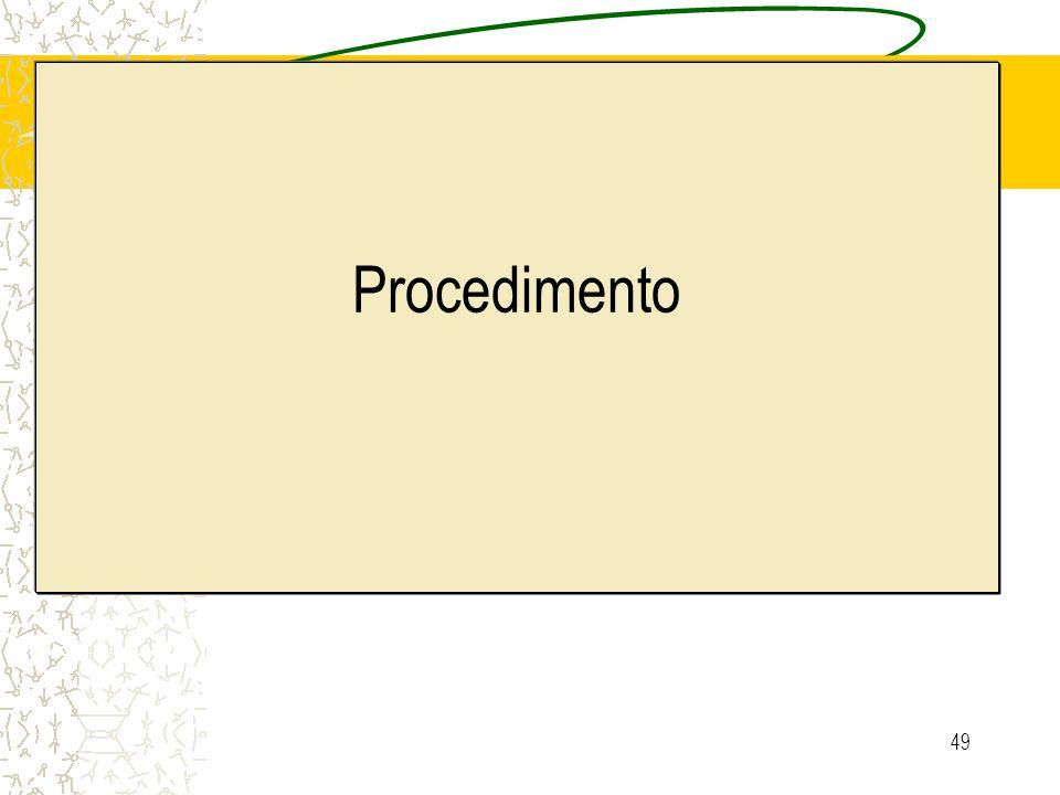 49 Procedimento