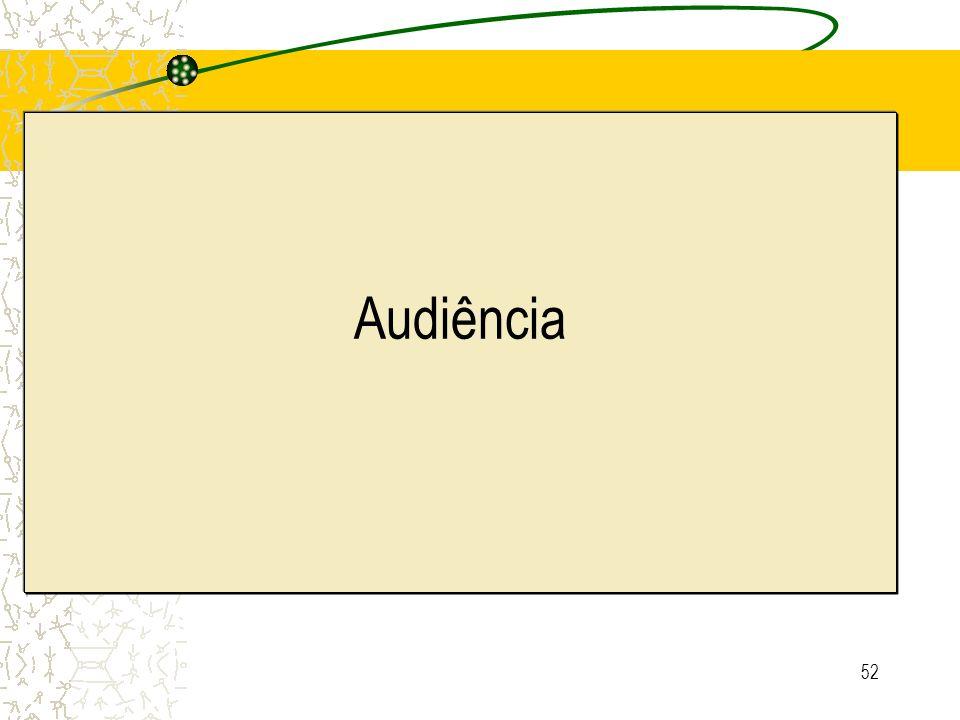 52 Audiência