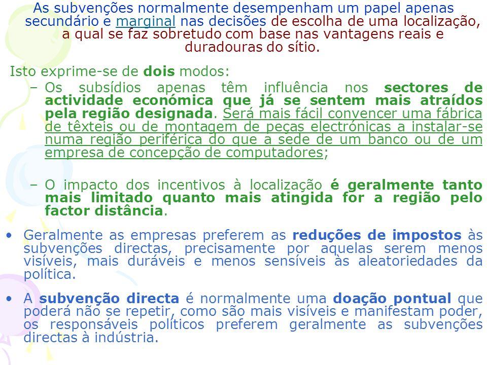 2.4.Vias de Intervenção no desenvolvimento local 2.4.1.