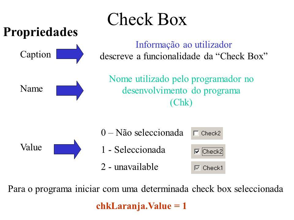 Check Box