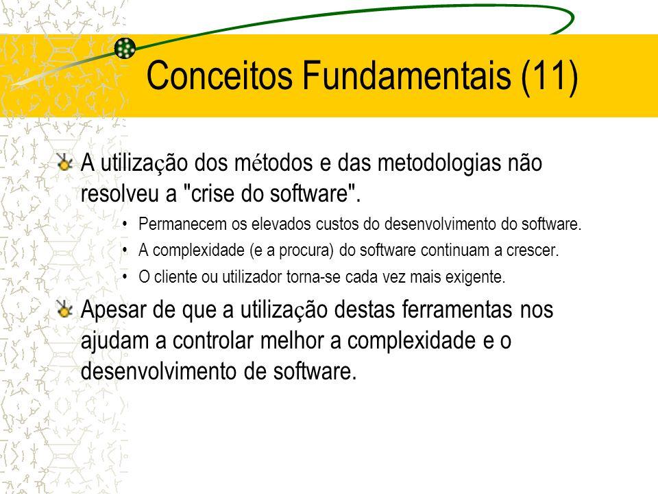 A utiliza ç ão dos m é todos e das metodologias não resolveu a crise do software .