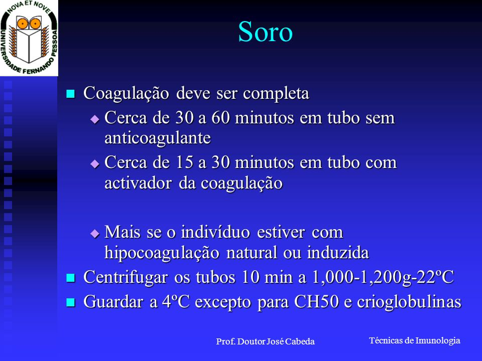 Técnicas de Imunologia Prof. Doutor José Cabeda Principais fluorocromos utilizados