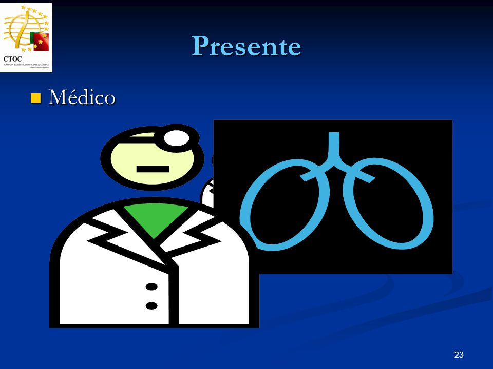 23 Presente Médico Médico