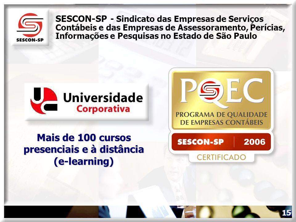 SESCON-SP - Sindicato das Empresas de Serviços Contábeis e das Empresas de Assessoramento, Perícias, Informações e Pesquisas no Estado de São Paulo Ma