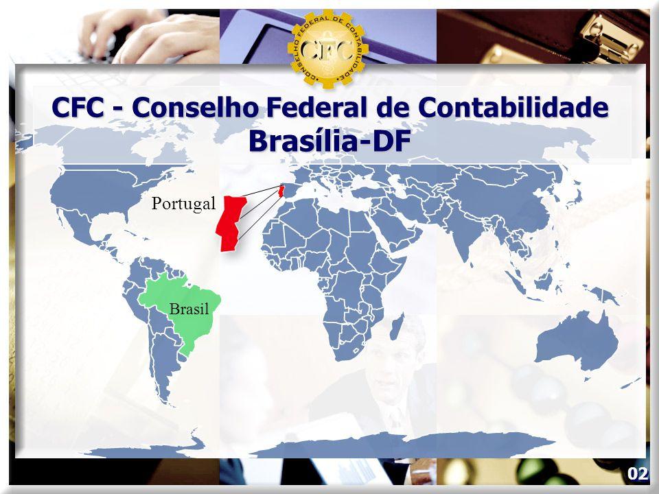 Portugal Brasil CFC - Conselho Federal de Contabilidade Brasília-DF 02