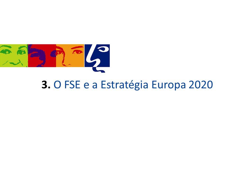 3. O FSE e a Estratégia Europa 2020