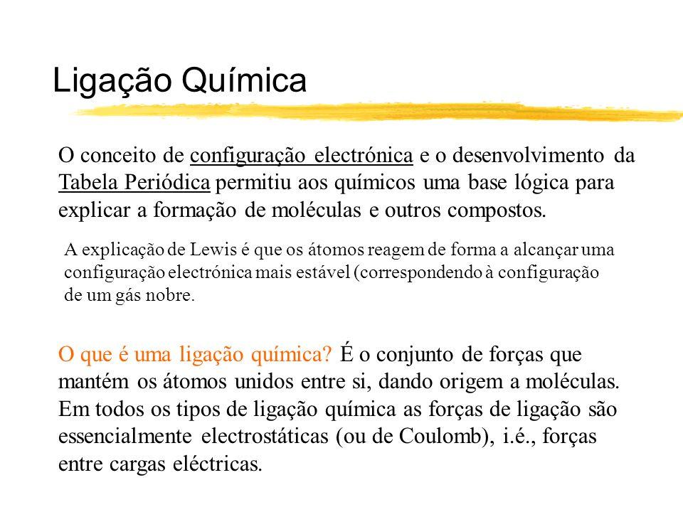 Carga formal Chama-se carga formal de um átomo à diferença entre o número de electrões de valência num átomo isolado e o número de electrões atribuído a esse átomo numa estrutura de Lewis.