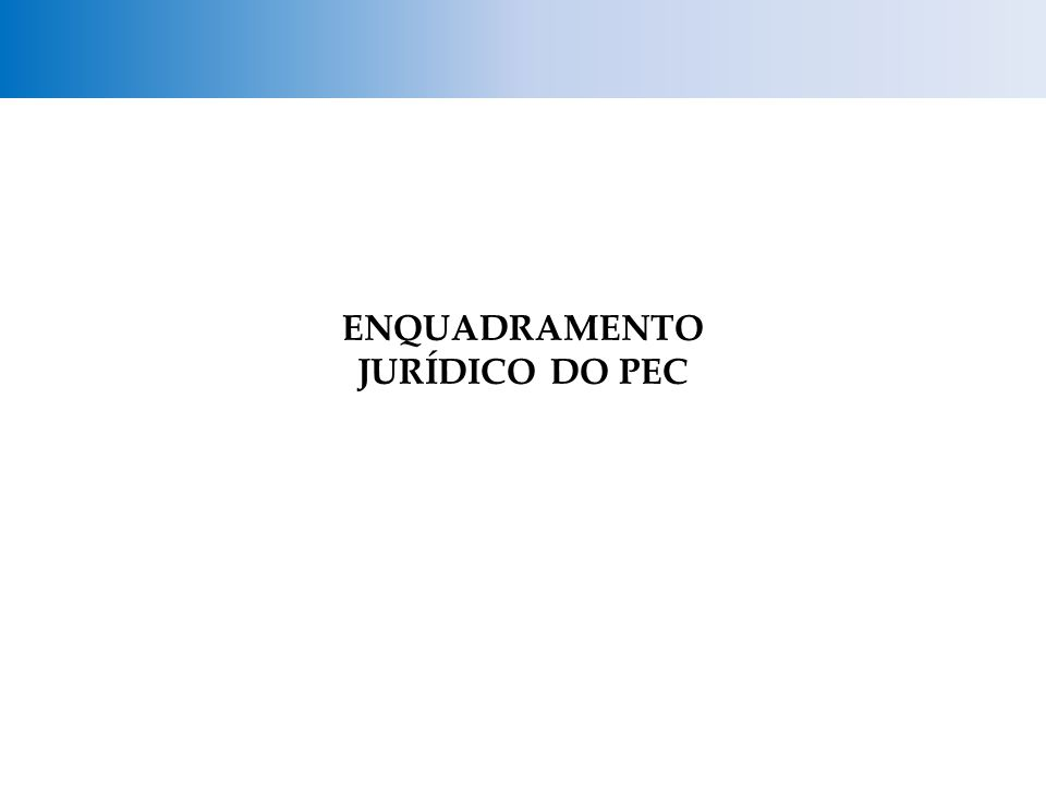 PARTICIPAÇÃO DOS CREDORES PÚBLICOS Nos termos do nº 3 do artigo 3º do PEC, a participação dos credores públicos no procedimento de conciliação é obrigatória desde que a regularização das respectivas dívidas contribua, de forma decisiva, para a recuperação da empresa.