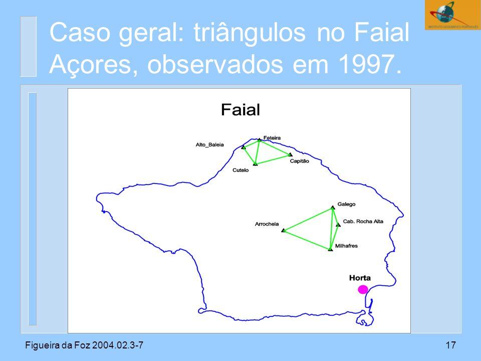 Figueira da Foz 2004.02.3-717 Caso geral: triângulos no Faial Açores, observados em 1997.