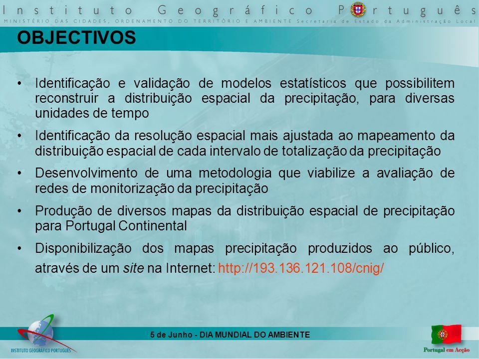 5 de Junho - DIA MUNDIAL DO AMBIENTE Investigador Responsável: Rita Nicolau
