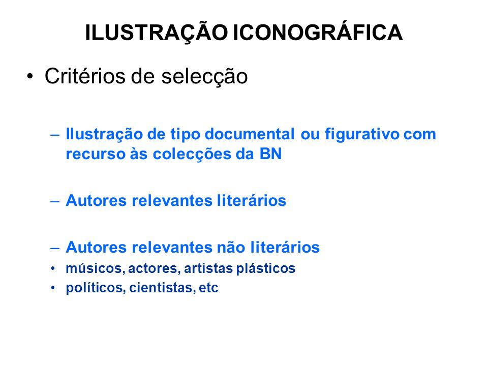 NORMALIZAÇÃO DOS REGISTOS Normas e instruções técnicas –Regras Portuguesas de Catalogação (RPC) –Normas orientadoras para a constituição de cabeçalhos de autoridade (documento interno BN)