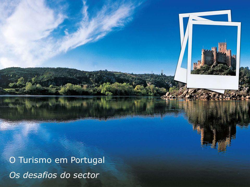 Relatório de Sustentabilidade 2008 O Turismo em Portugal Os desafios do sector