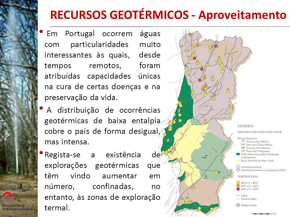 Em Portugal ocorrem águas com particularidades muito interessantes às quais, desde tempos remotos, foram atribuídas capacidades únicas na cura de cert