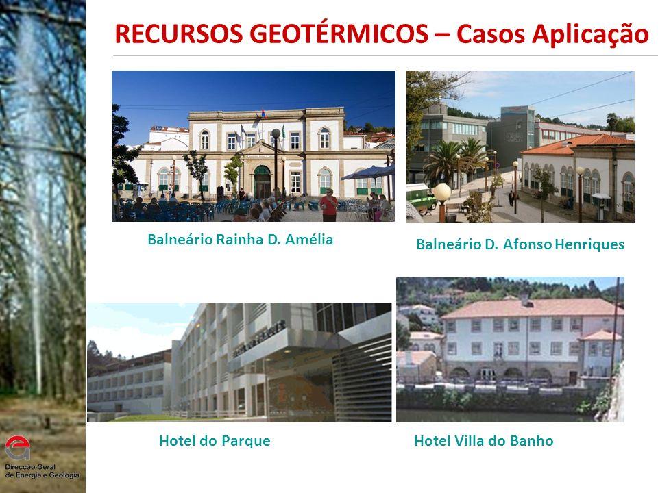 Balneário Rainha D. Amélia Hotel Villa do Banho Hotel do Parque Balneário D. Afonso Henriques