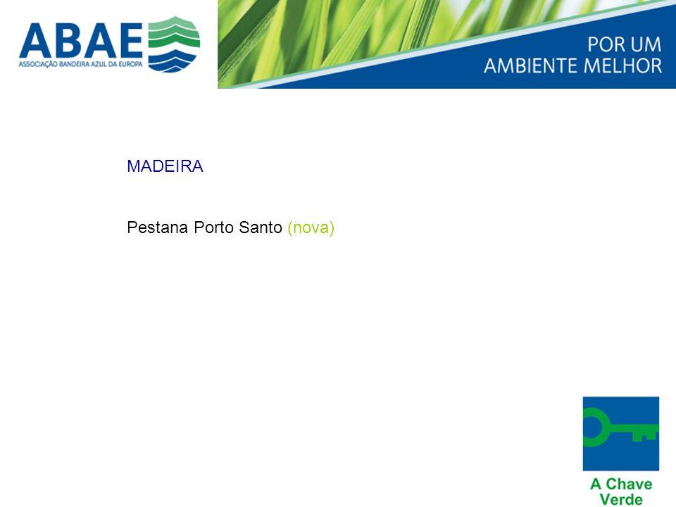 MADEIRA Pestana Porto Santo (nova)