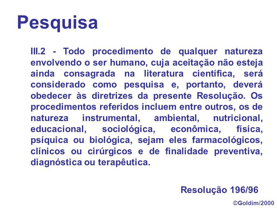 Comitês de Ética em Pesquisa: Características Gerais, Questões Atuais Questões Atuais Prof.