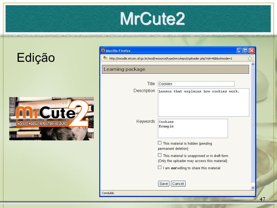 47 MrCute2 Edição