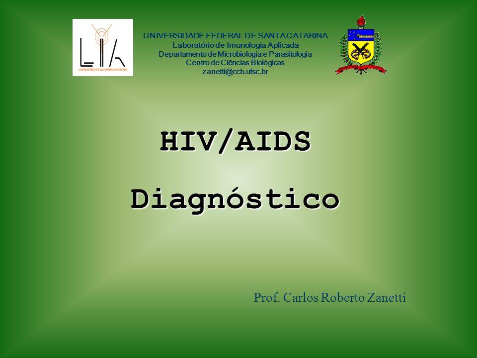 Contagem de células CD4+ em sangue periférico A contagem de células T CD4+ é a medida de imunocompetência celular mais útil no acompanhamento de pacientes infectados pelo HIV.