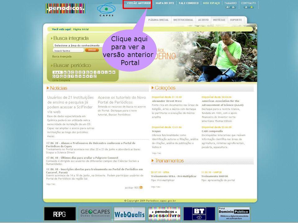 Busca Rápida Aqui é possível fazer uma busca rápida por autor, palavras do título ou assunto em várias bases de dados, por área de conhecimento