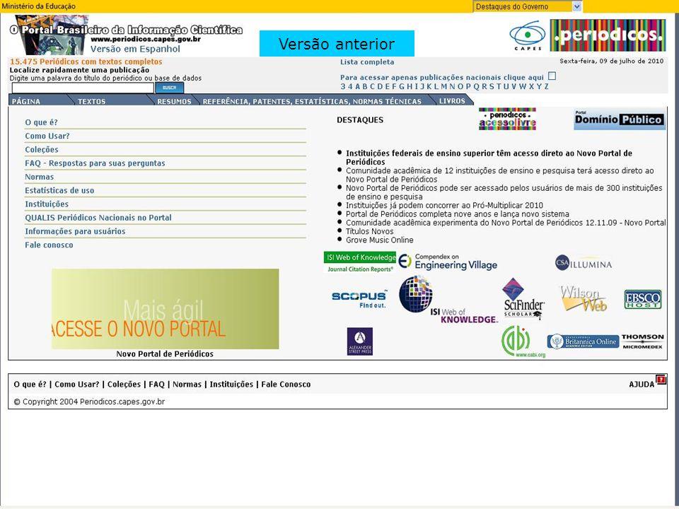 Busca por título 1 2 3 Informações detalhadas: 1.Variações do título 2.Disponibilidade: editor e tempo 3.Áreas do conhecimento