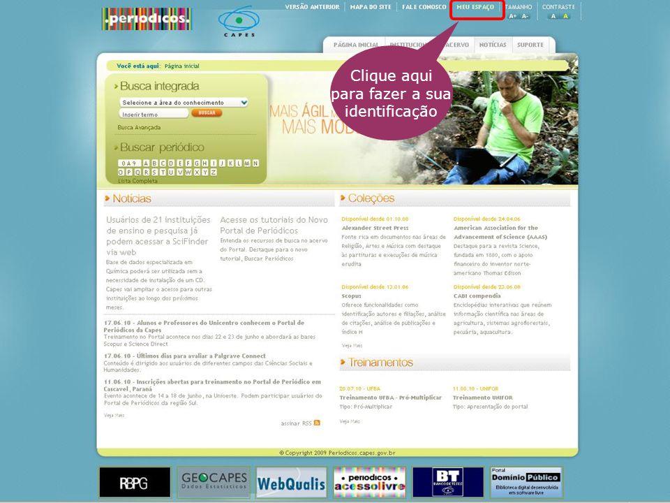 Status Resumo da busca: mostra os registros localizados e recuperados por base O botão ajuda oferece informações e dicas sobre a pesquisa no no Portal Capes