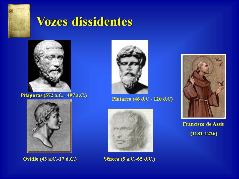Um pouco de História... Um pouco de História... René Descartes (1596-1650) René Descartes (1596-1650) Teoria Mecanicista...animais são meras máquinas