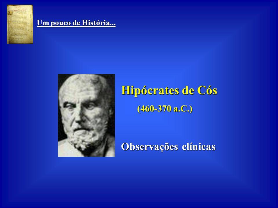 Um pouco de História... Um pouco de História... Biologia Evolutiva Biologia Evolutiva - Aristóteles - Linneo -Lamarck - Cuvier - Darwin - Weissmann -
