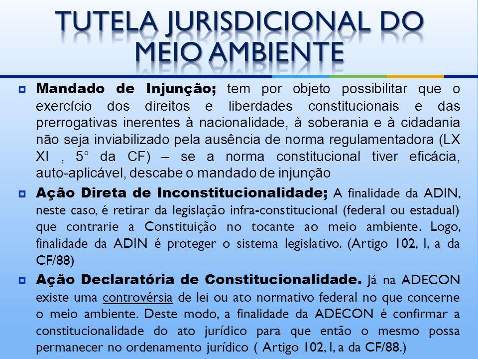 Mandado de Segurança Individual ; proteção do direito líquido e certo, não amparado por habeas corpus ou habeas data, quando o responsável pela ilegal