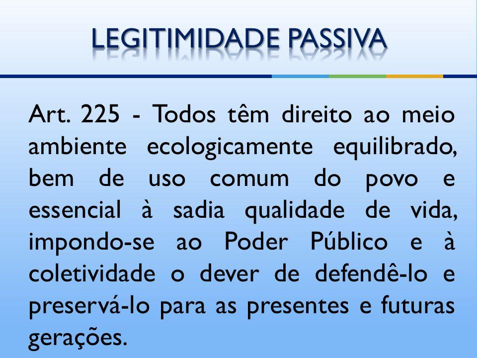 O artigo 5º da LACP prevê o litisconsórcio facultativo unitário, podendo o Poder Público e outras associações legitimadas habilitarem-se como litiscon