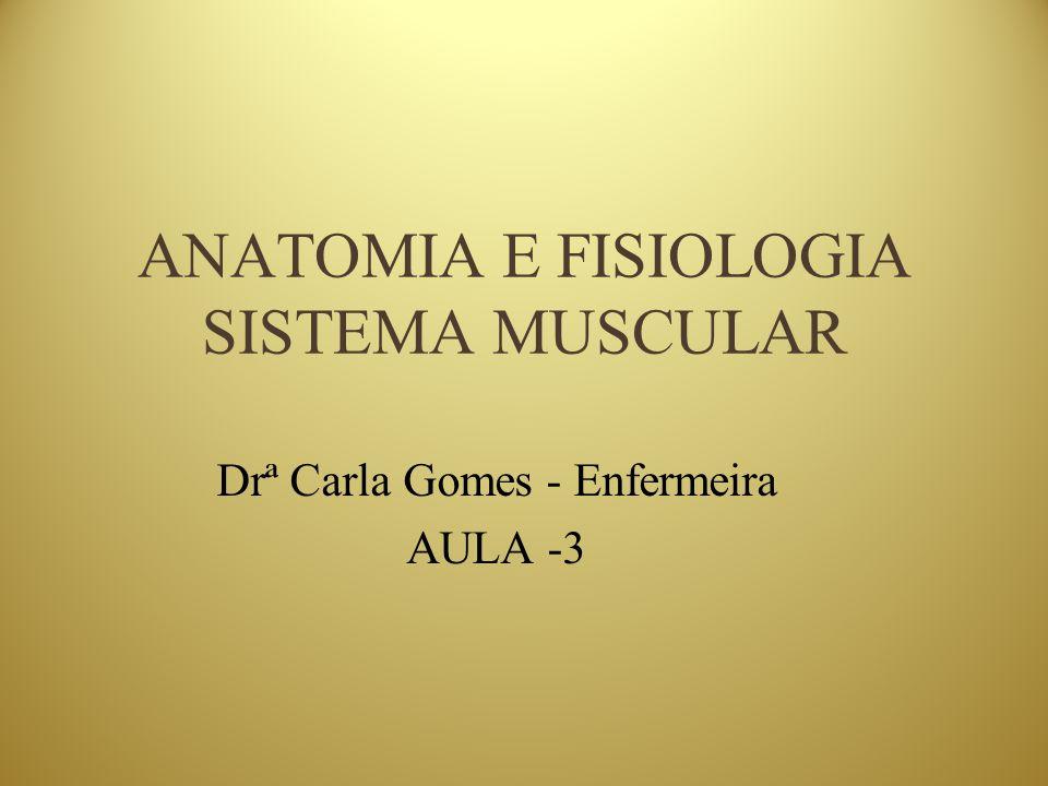 O tecido muscular é de origem mesodérmica, sendo caracterizado pela propriedade de contração e distensão de suas células, o que determina a movimentação dos membros e das vísceras.