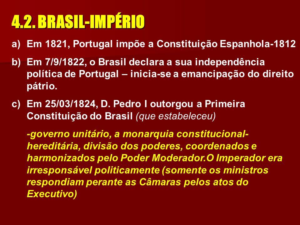 A CARTA DE DOAÇÃO DAS CAPITANIAS -O capitão tem direito: a resgatar escravos em número indeterminado... à vintena líquida do que render o pau-brasil..