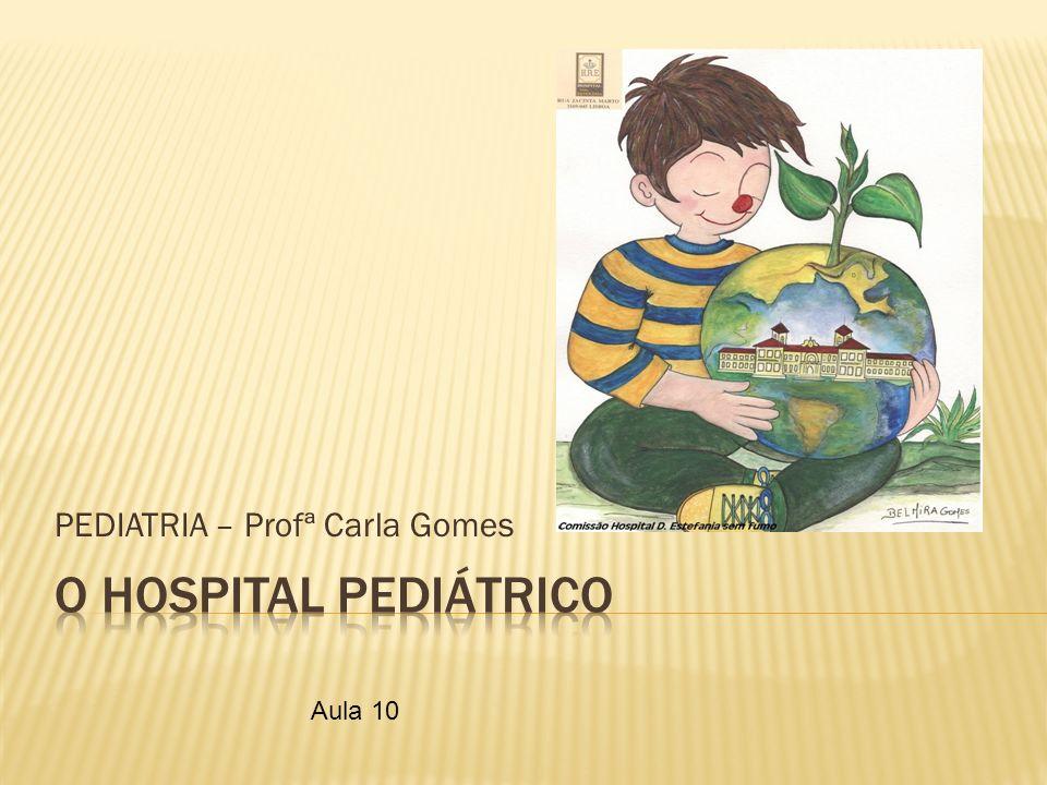 PEDIATRIA – Profª Carla Gomes Aula 10