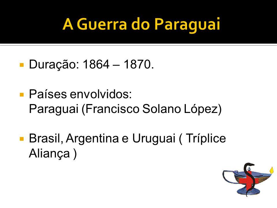 Duração: 1864 – 1870.