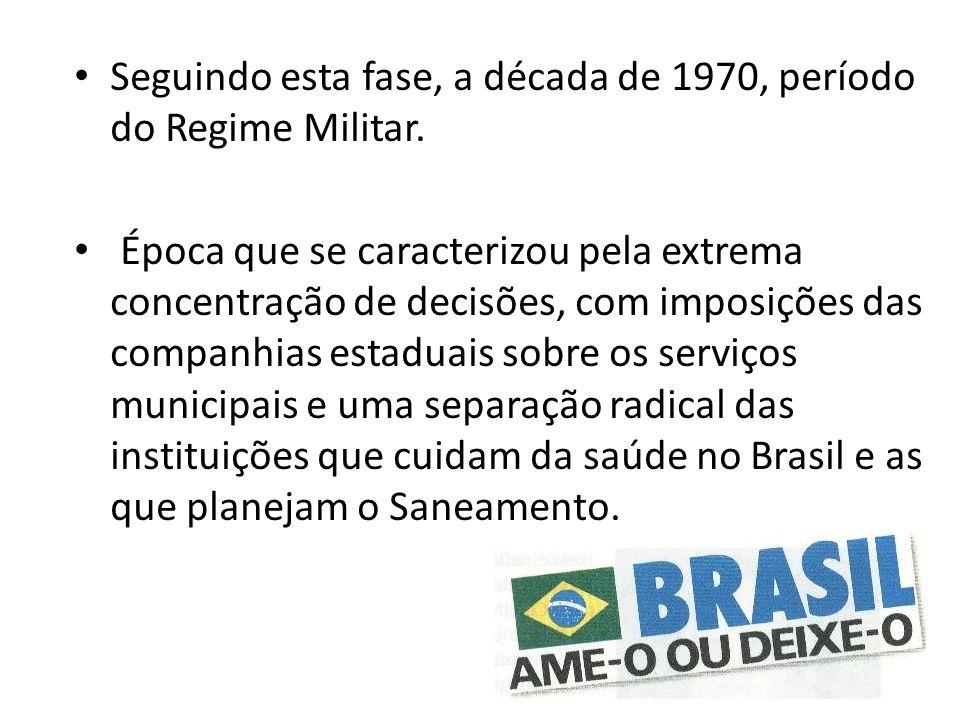 Apesar de sua relevância para a saúde e meio ambiente, o saneamento básico no Brasil está além de ser adequado.