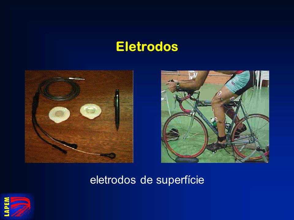 Eletrodos eletrodos de superfície