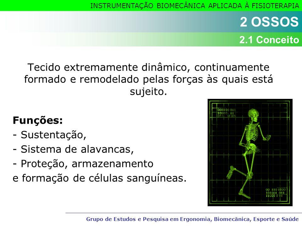 Grupo de Estudos e Pesquisa em Ergonomia, Biomecânica, Esporte e Saúde INSTRUMENTAÇÃO BIOMECÂNICA APLICADA À FISIOTERAPIA Grupo de Estudos e Pesquisa em Ergonomia, Biomecânica, Esporte e Saúde 3 MÚSCULOS 3.9 Força muscular Relação força x ângulo de inserção Fatores mecânicos que influenciam Componente rotatório Fm 100% Ângulo de inserção = 90°