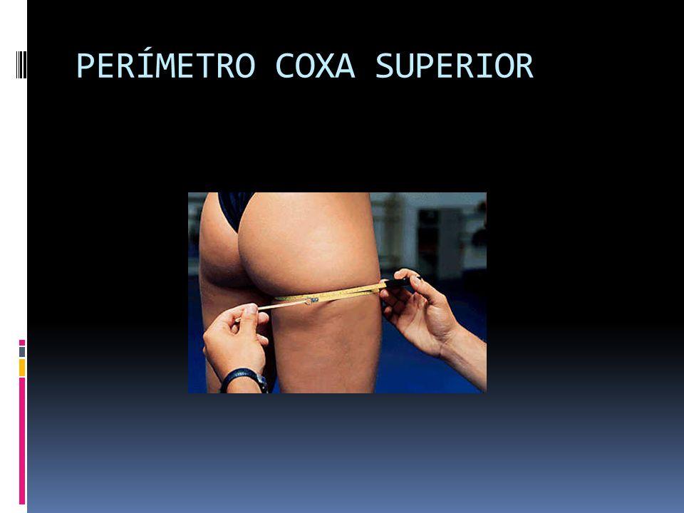 PERÍMETRO COXA SUPERIOR