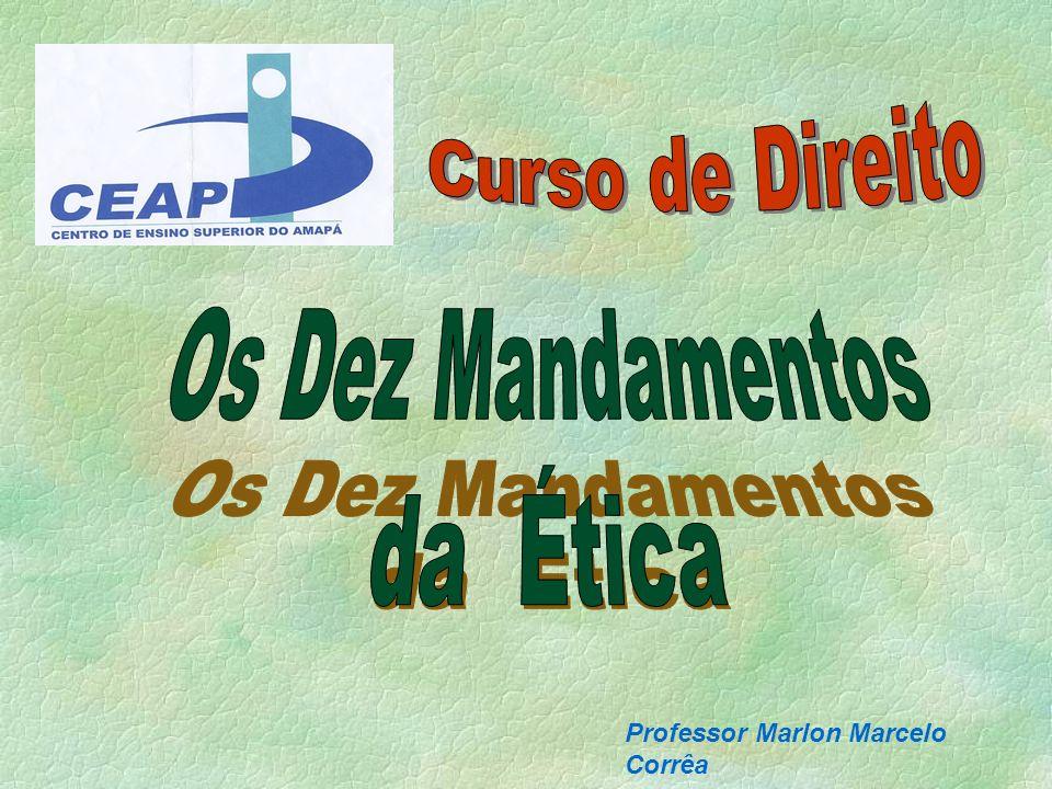 Professor Marlon Marcelo Corrêa