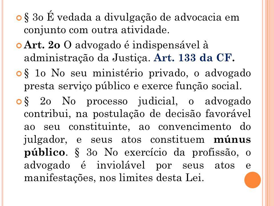 Art. 2º Do Regulamento Geral. O visto do advogado em atos constitutivos de pessoas jurídicas, indispensável ao registro e arquivamento nos órgãos comp