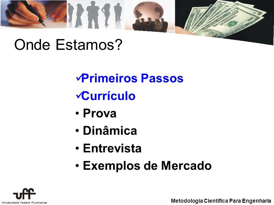Metodologia Científica Para Engenharia Conteúdo Raciocínio Lógico Conhecimentos gerais Atualidades Português Inglês Temas específicos
