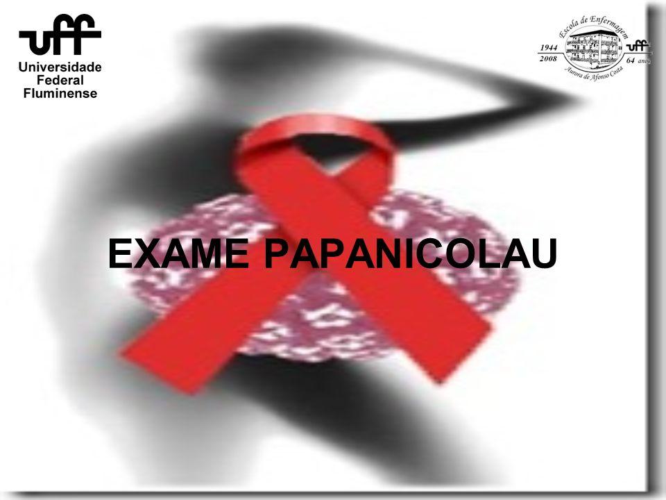 EXAME PAPANICOLAU
