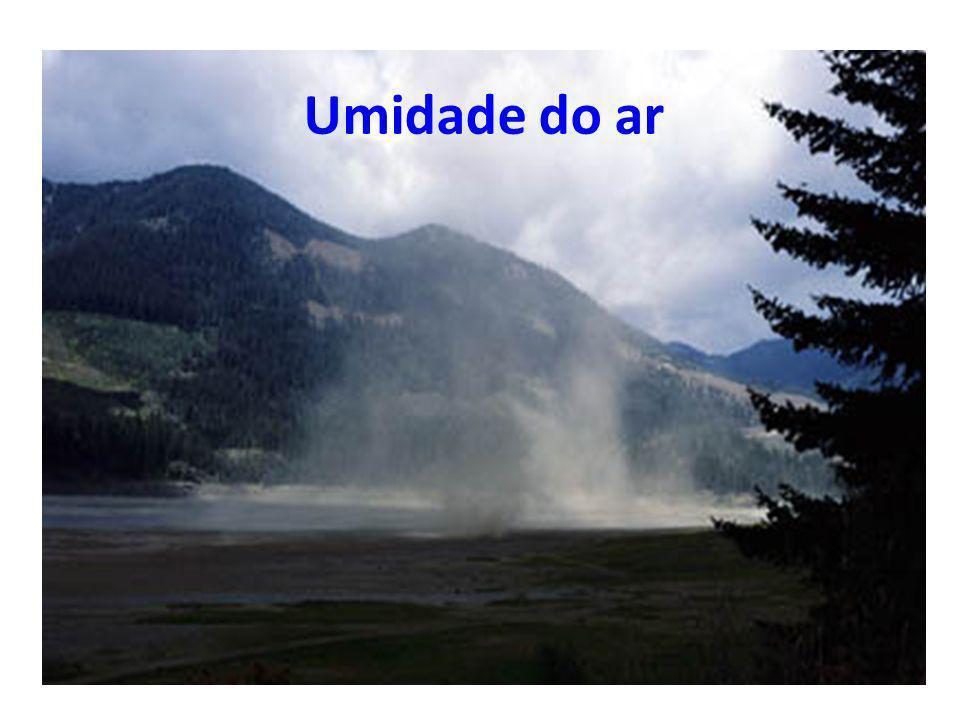 Umidade do ar