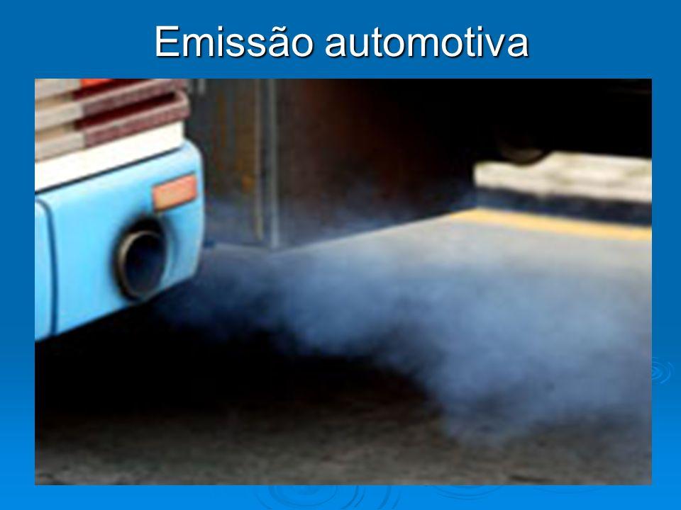 Emissão automotiva