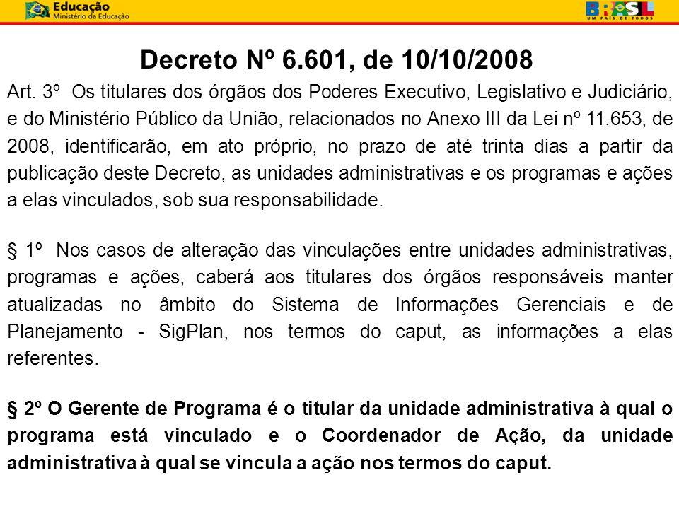 Art. 3º Os titulares dos órgãos dos Poderes Executivo, Legislativo e Judiciário, e do Ministério Público da União, relacionados no Anexo III da Lei nº