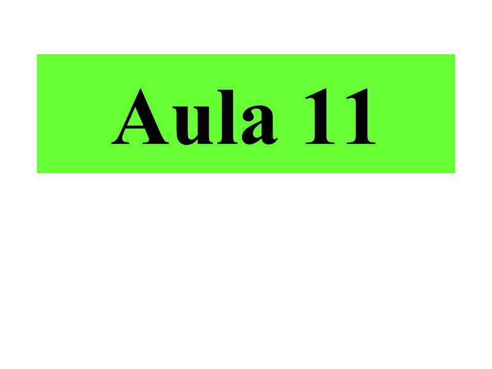Aula 11