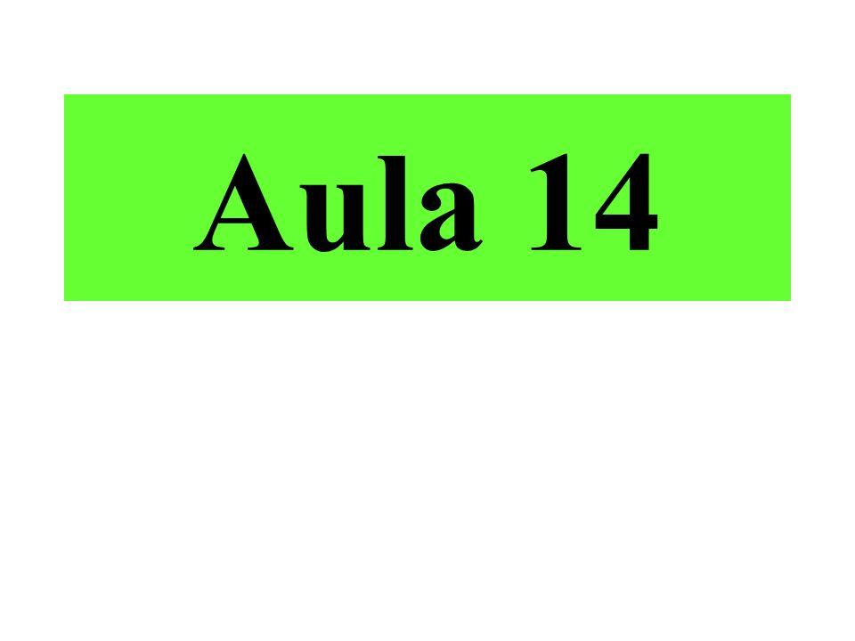 Aula 14