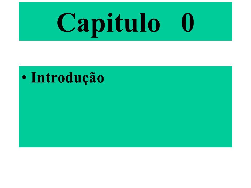 Capitulo 0 Introdução