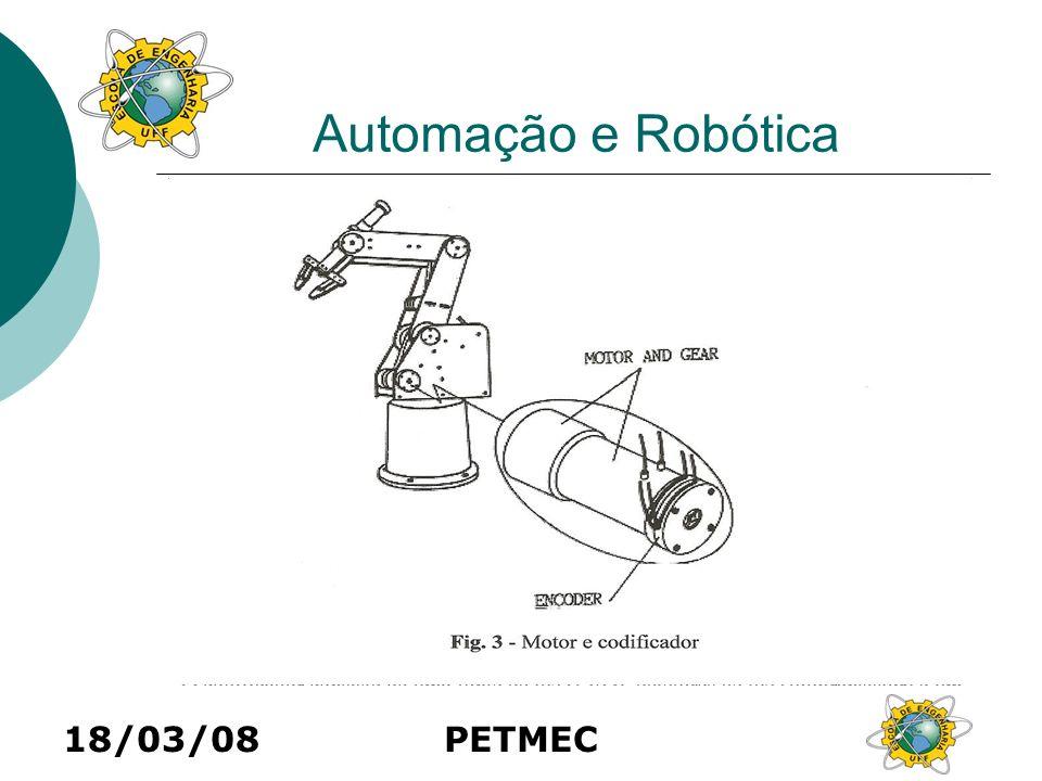 18/03/08PETMEC Automação e Robótica