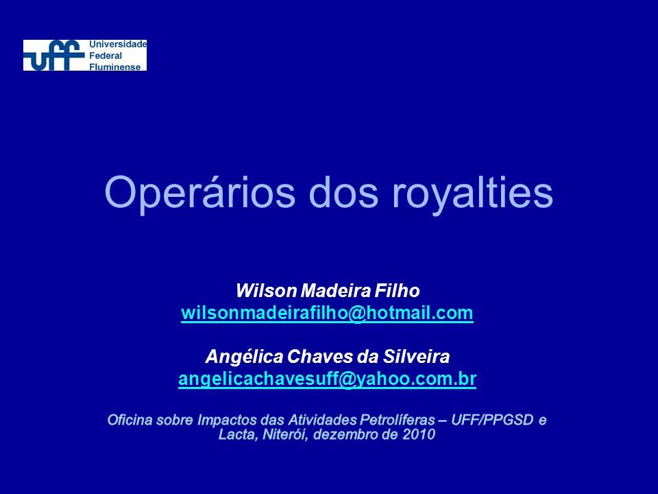 Operários dos royalties